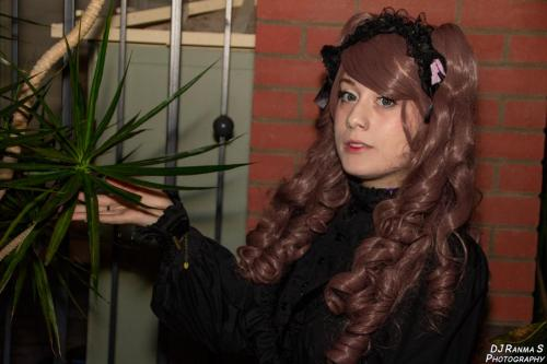 Caitlyn: A Lolita in the Atrium